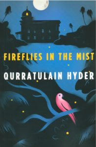 Book cover Fireflies in the Mist, image courtesy of New Directions publishers