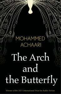 The Arch and the Butterfly book cover courtesy of Mohammed Achaari