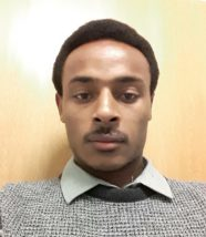 Doctoral researcher, Ayele Kebede