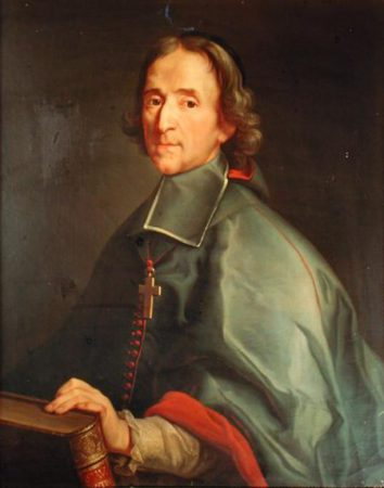 Painting of Francois de Salignac de la Mothe-Fenelon