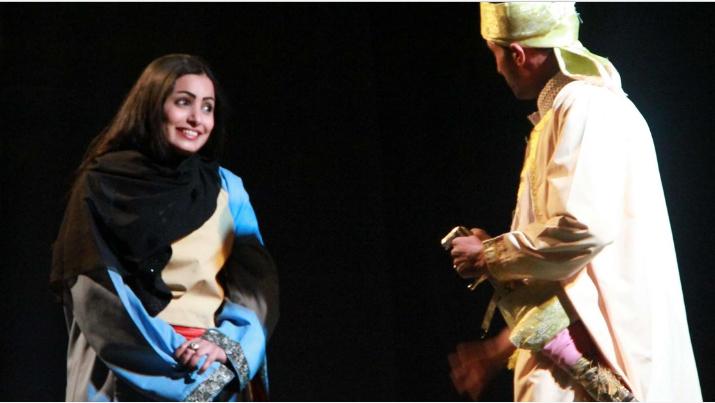 Shakespeare's Midsummer Night's Dream in Yemen