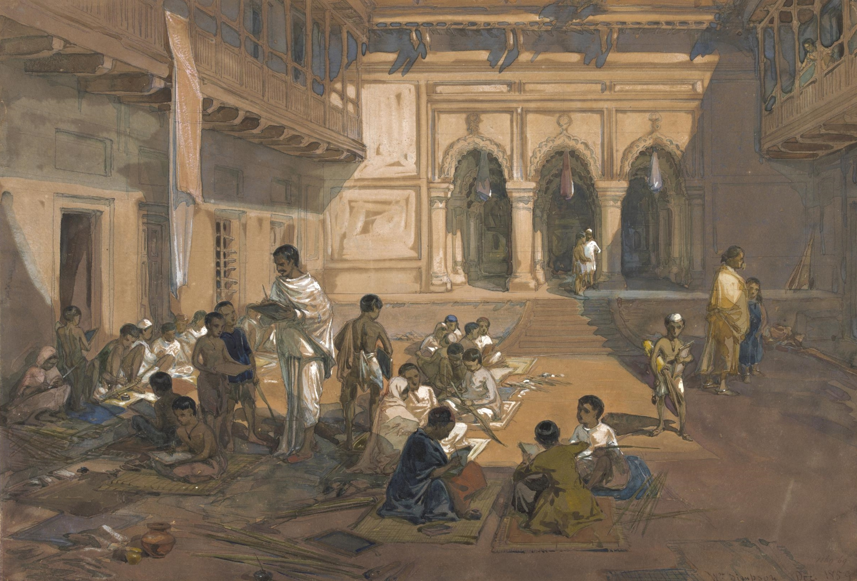 Indian School Calcutta