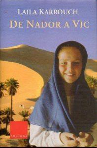 De Nador a Vic, Hispanophone Moroccan literature