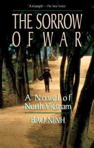 Bao Ninh, The Sorrow of War book cover